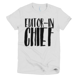 Women's Editor-in-Chief Shirt